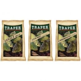 Прикормка TRAPER популярная 0,75 kг (коричневый)